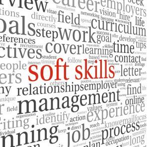 soft skills red
